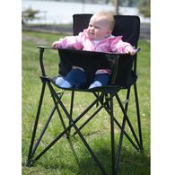 ciao! baby Portable High Chair Black