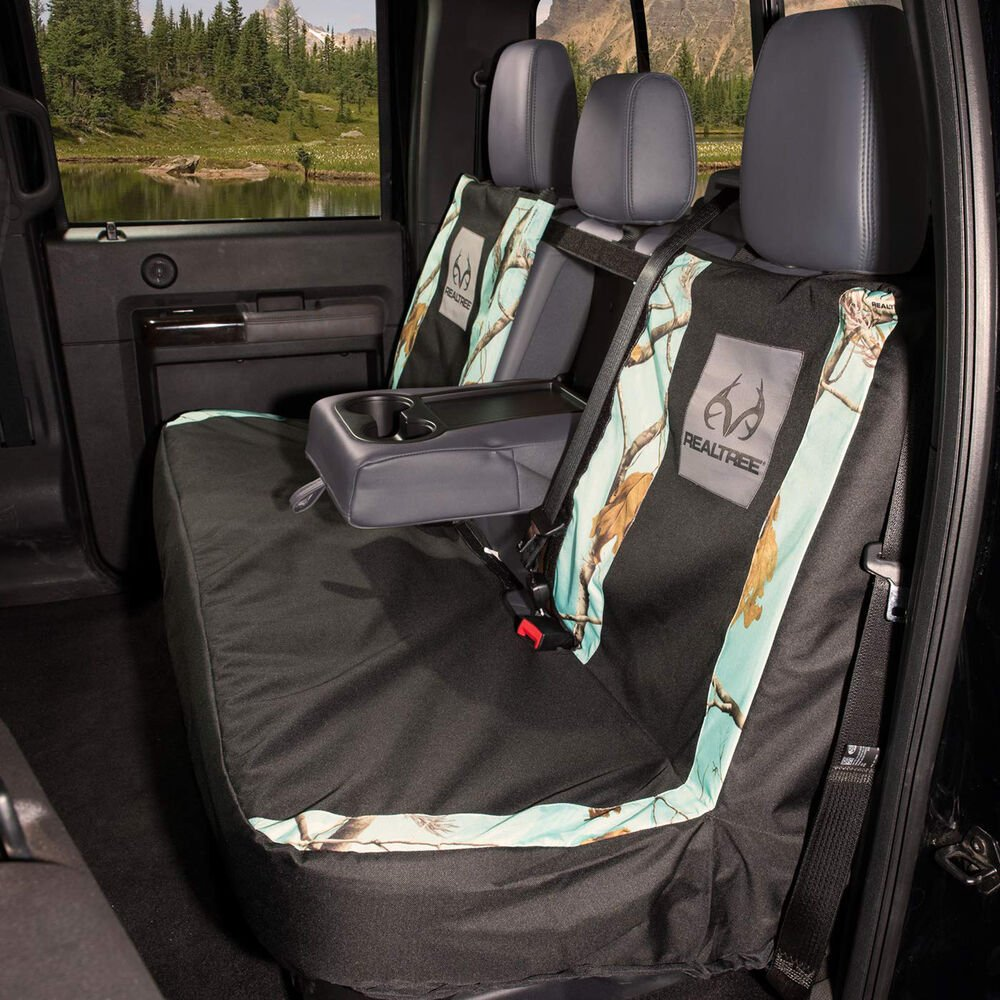 Peachy Realtree Full Size Bench Seat Cover Ap Cool Mint Camo Alphanode Cool Chair Designs And Ideas Alphanodeonline