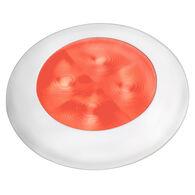 Hella Marine LED Round Courtesy Light, Red