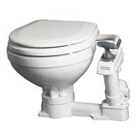 Johnson Pump AquaT Manual Marine Toilet