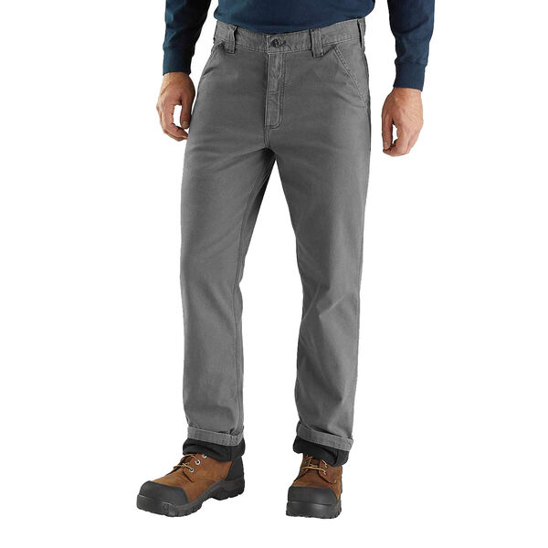 Carhartt Rugged Flex Rigby Dungaree Knit Lined Pant
