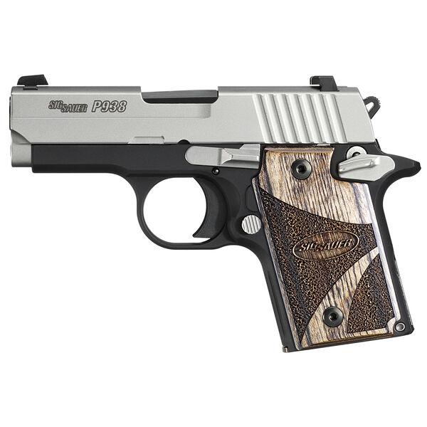 SIG Sauer P938 SAS Handgun
