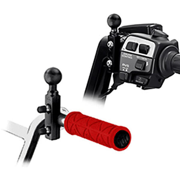 RAM Mount U-Bolt Combo Brake/Clutch And Handlebar Kit