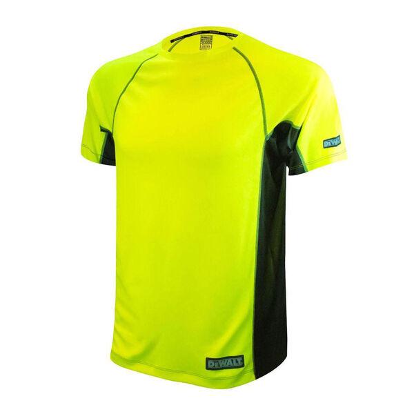 Dewalt Two-Tone Performance Shirt, Green