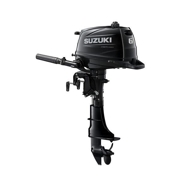 Suzuki 6 HP Outboard Motor, Model DF6AL3