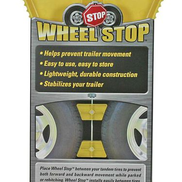 Wheel Stop Chock