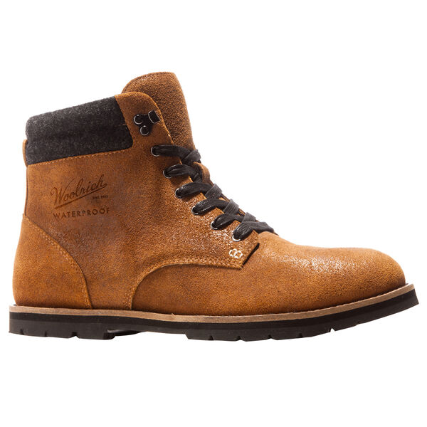 Woolrich Men's Uncharted Mid Travel Boot