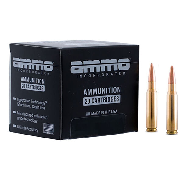 Ammo Inc. Signature HP .308 Win. Ammunition, 20 Ct.