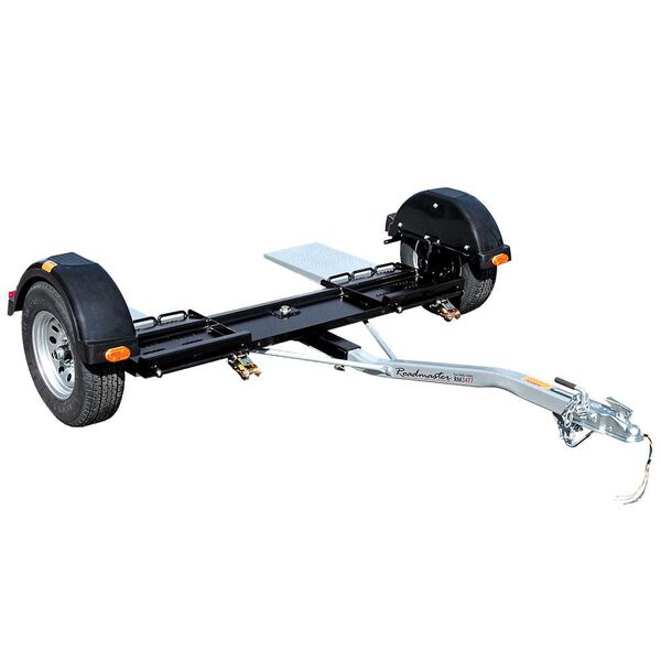 Roadmaster Universal Tow Dolly with Electric Brakes