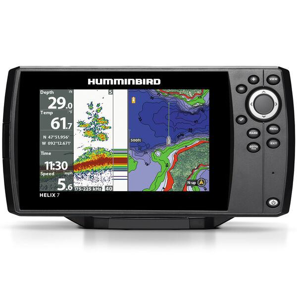 Humminbird Helix 7 GPS G2N CHIRP Fishfinder Chartplotter