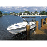 Premium Mooring Whip, Up to 33' Boats