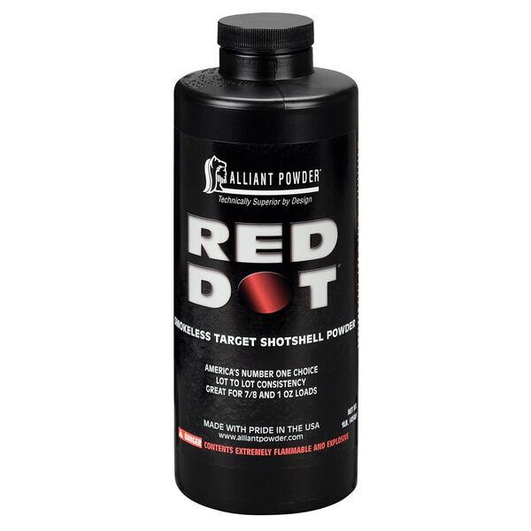 Alliant Powder Red Dot Shotshell Powder, 1-lb. Canister