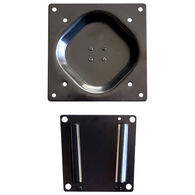 Majestic Television Wall Mount Bracket With Two-Piece Slide