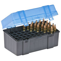 Plano 50-Round Rifle Ammo Case, .30-06, 7MM Mag, .25-06 Rem, .270/.280 Rem, etc.