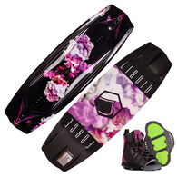 Liquid Force Angel Wakeboard With Plush Bindings
