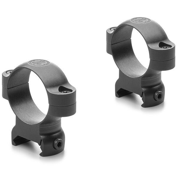 Leupold LRW Rings, 2-Pack, 30mm High, Matte Black