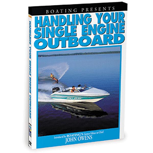 Bennett DVD - Handling Your Single Outboard