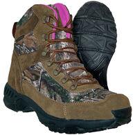 """Itasca Youth Girls' Thunder Ridge 7"""" Waterproof Field Boot"""