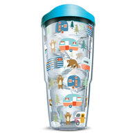 Tervis 24-oz. Tumbler with Travel Lid, Retro Camper with Bears