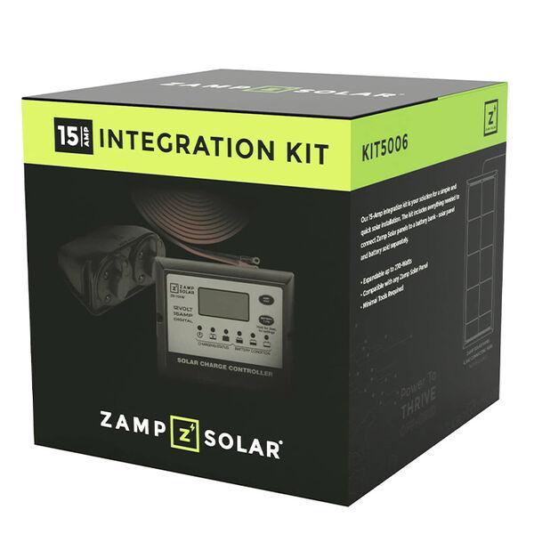 Zamp Solar 15-Amp Integration Kit