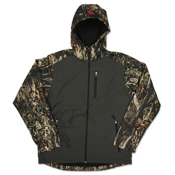 Black Antler Men's Dagger Softshell Jacket