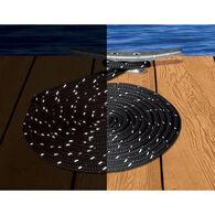 Dockmate Reflective Double Braid Nylon Dock Line