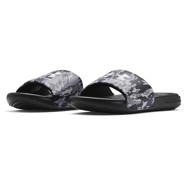Under Armour Youth Ansa Graphic Slide Sandal