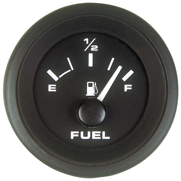 """Sierra Black Premier Pro 2"""" Fuel Gauge"""