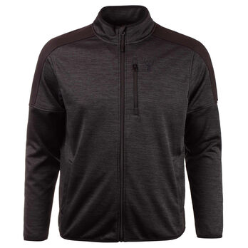 6eb035a08b121 Huntworth Men's Heather Performance Fleece Jacket | Gander Outdoors