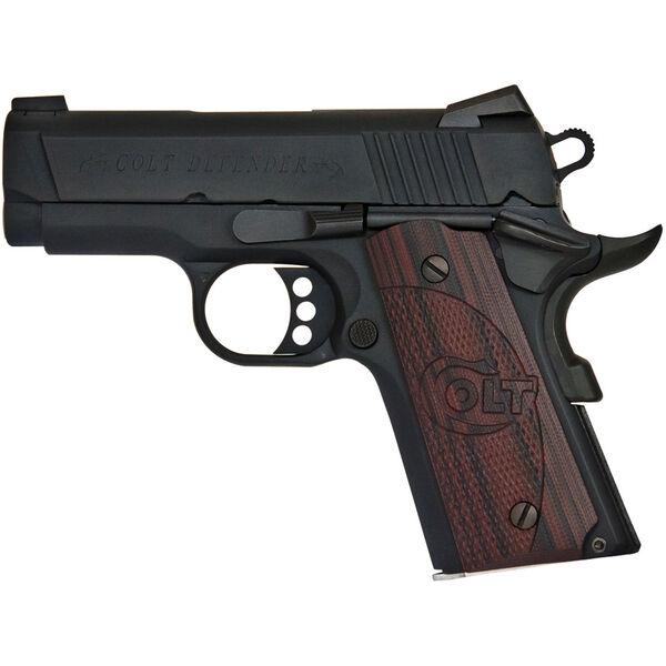 Colt Defender Handgun, 9mm Luger