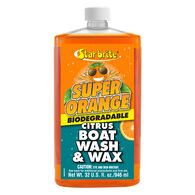 Star Brite Super Orange Boat Wash And Wax, 32 oz.