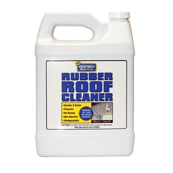 Protect All Rubber Roof Cleaner, Gallon