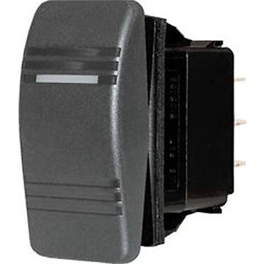 Blue Sea Systems Contura III Switch, SPDT ON-OFF-ON