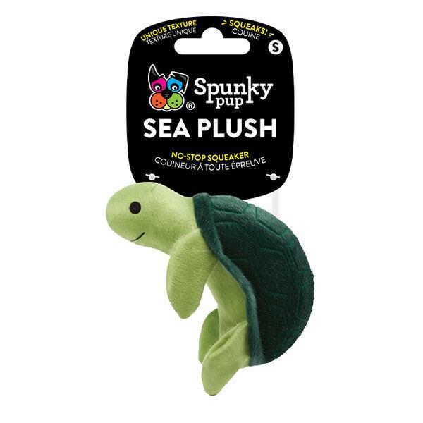 Spunky Pup Sea Plush Small Turtle