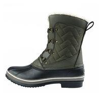 """Ultimate Terrain Women's Linn Falls 9"""" 200g Insulated Winter Boot"""