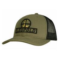 Leupold Men's Reticle Trucker Cap