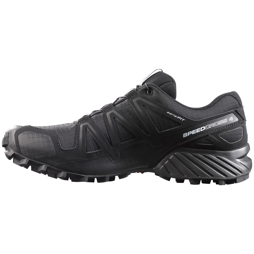 2ef978e10f8 Salomon Men's Speedcross 4 Trail Running Shoe | Gander Outdoors