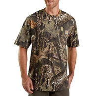 Carhartt Men's WorkCamo Short-Sleeve Tee