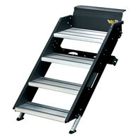 "SolidStep™ RV Steps, 30"" Quad Step"