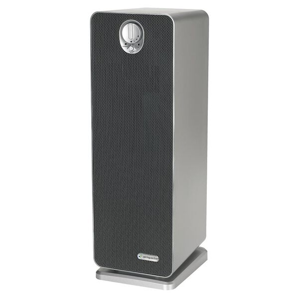 GermGuardian 3-in-1 True HEPA Air Purifier with UV Sanitizer and Odor Reduction, 22""