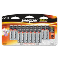 Energizer MAX AA Batteries, 16-Pack