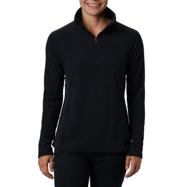 Columbia Women's Glacial IV Print Half Zip Pullover