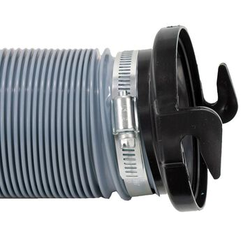 "Straight 3"" Hose Adapter"