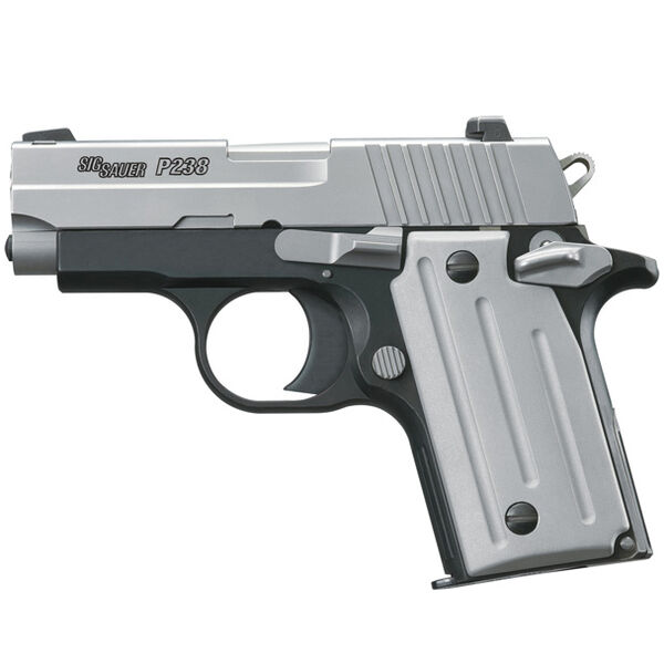 SIG Sauer P238 Two Tone CA Handgun
