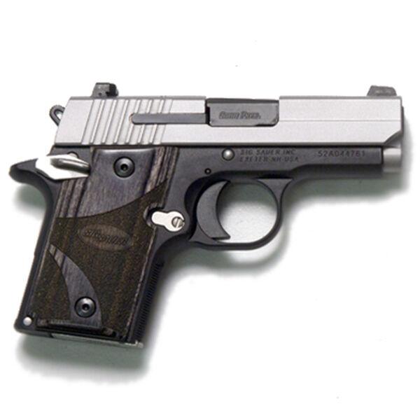 SIG Sauer P938 Blackwood Handgun