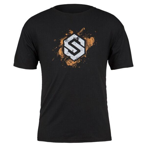 ScentLok Men's Icon Splatter Short-Sleeve Logo Tee