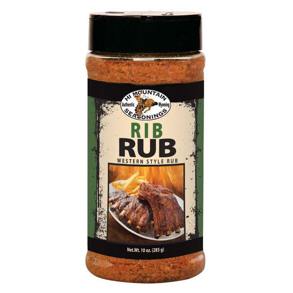 Hi Mountain Rib Rub