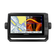 Garmin ECHOMAP Plus 93sv Chartplotter Fishfinder with GT52 Transducer