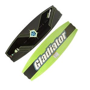 Gladiator Matrix Wakeboard, Blank - 135