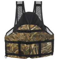 Forge Fishing V-Flow Air Mesh Vest, Max-5 Camo